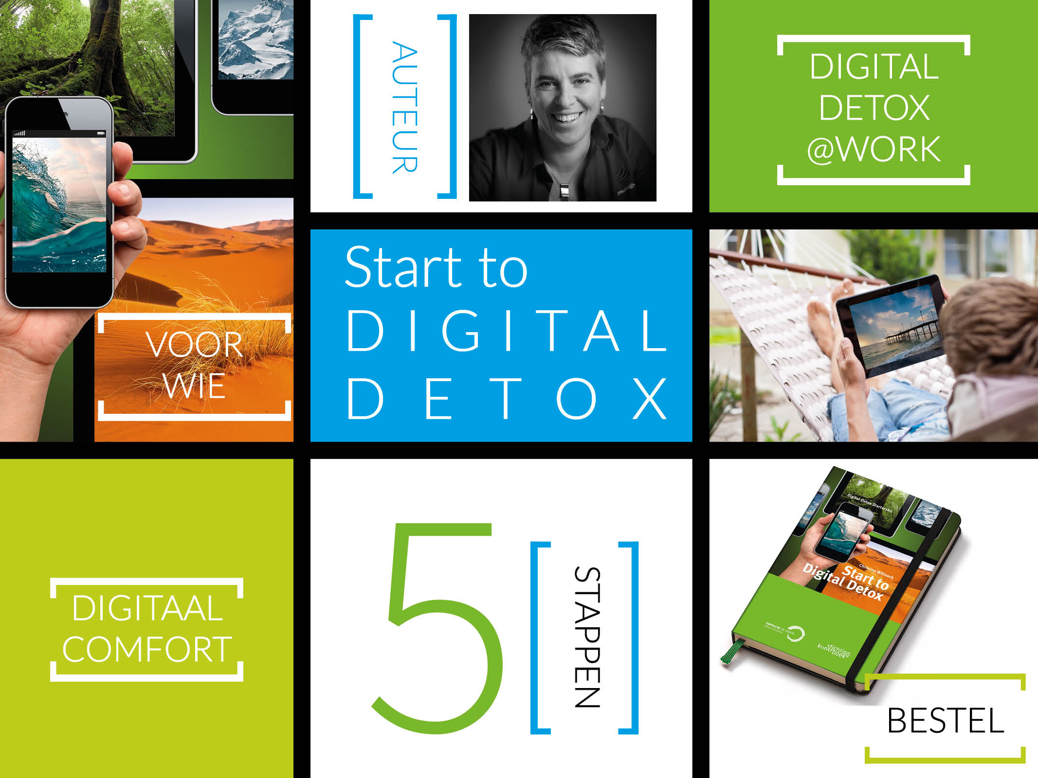 Start to Digital Detox - Werkboek