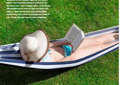 3X Digitale Detox (PASAR magazine Mei 2016)