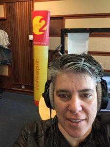 Christine bij Radio2