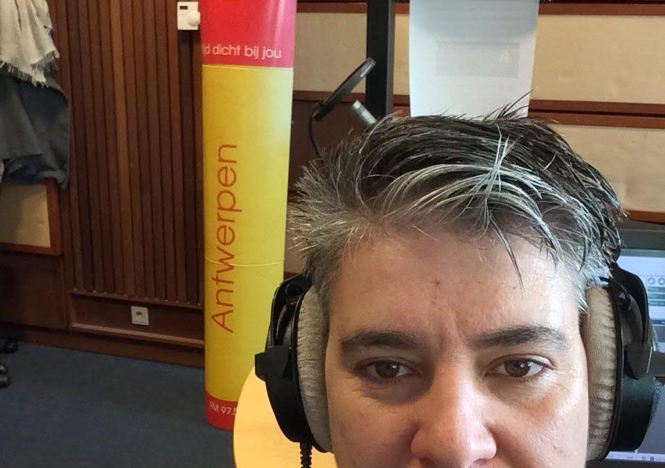 Voornemen 2017: digitaal dieet? (Radio2 – 2 Januari 2017)