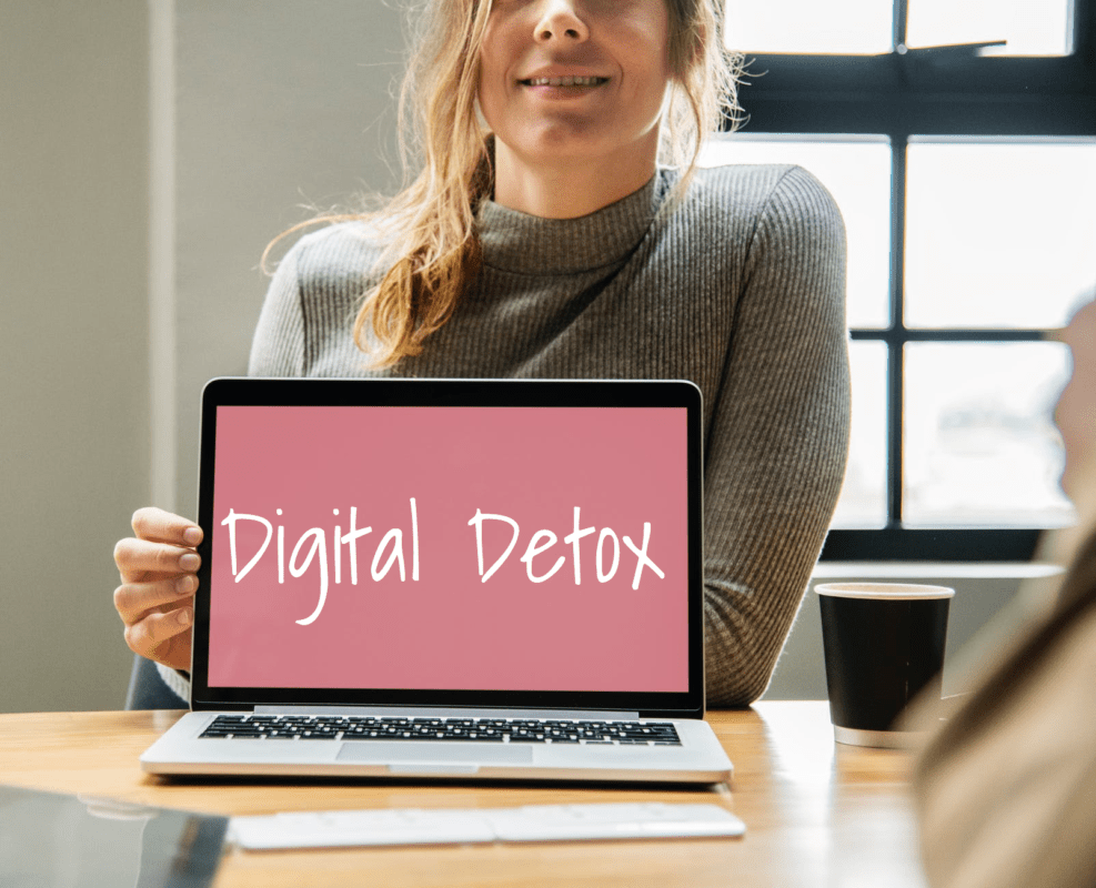 Digital Detox Academy - Chrisitne Wittoeck