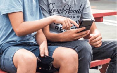 Aan, uit of weg? Wat met de smartphone… (september 2018)