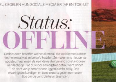 Artikel NINA (HLN) – Status: OFFLINE (Oktober 2019)