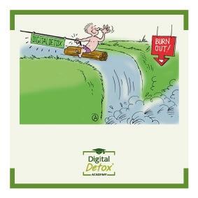 Burn-outs bestrijden door digitaal welzijn te ondersteunen